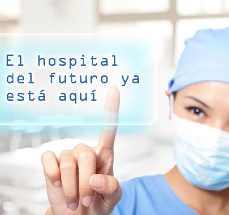 CHARLA: ¿EL HOSPITAL DEL FUTURO SERÁ MÁS HUMANO? - pic2