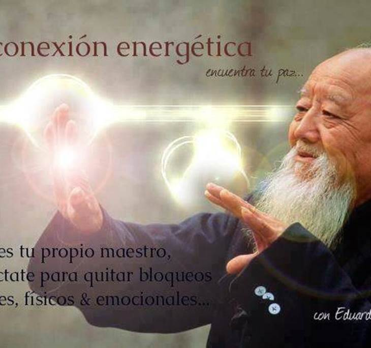 Charla Gratuita sobre Reconexión Energética - pic0