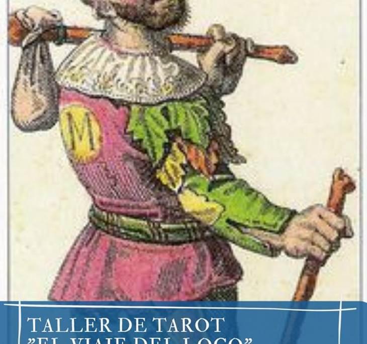 Charla gratuita sobre Tarot.
