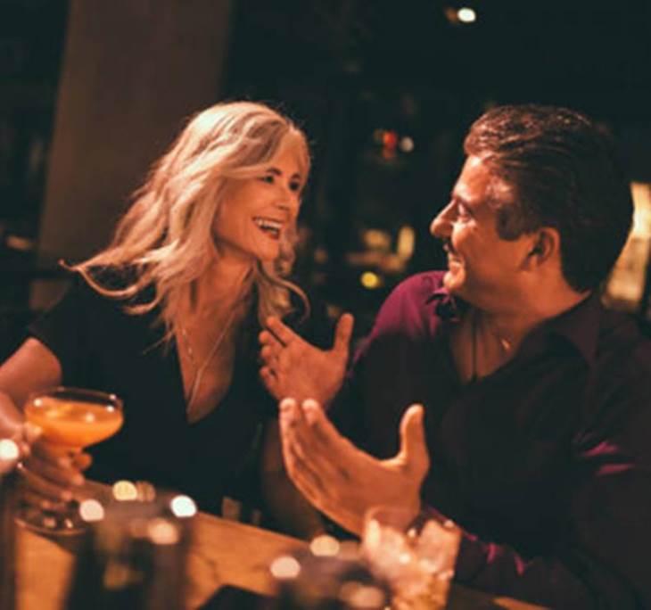 Speed dating, Citas de 7 minutos (45-54 años) - pic1