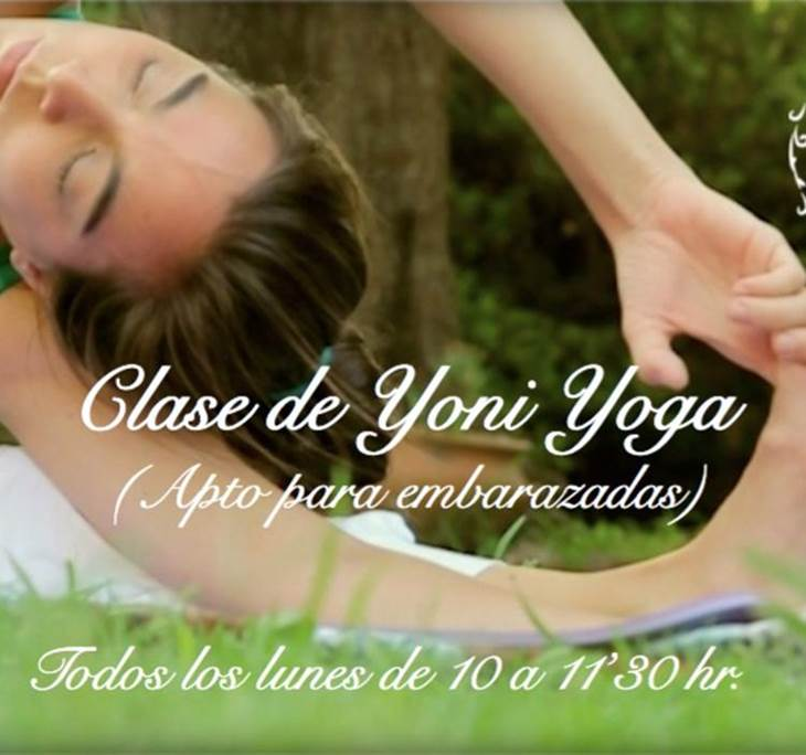 Clase abierta de Yoni Yoga - pic0