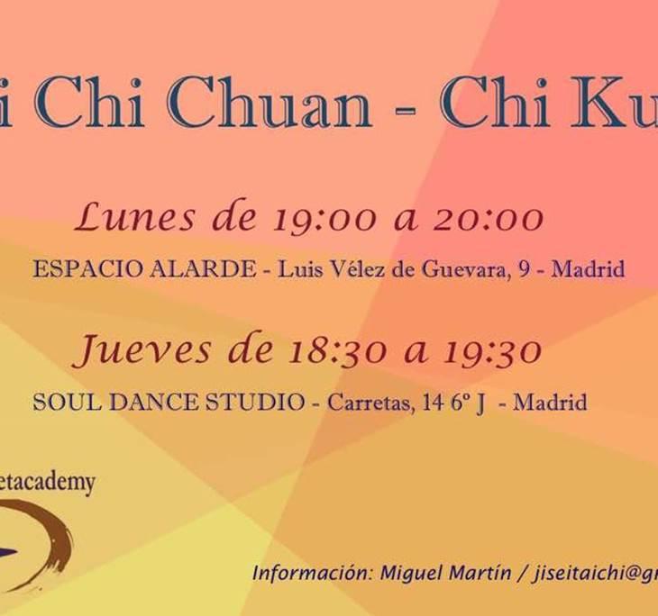 Clase de Chi Kung y Tai Chi Chuan - pic0