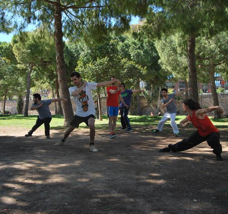 clase de kung fu tradicional. - pic3