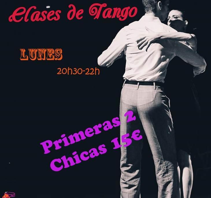 Clase de prueba gratuita de Iniciación al Tango - pic0