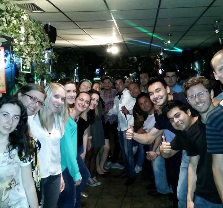 Clase y fiesta de Bachata, Salsa y Zumba GRATIS - pic2