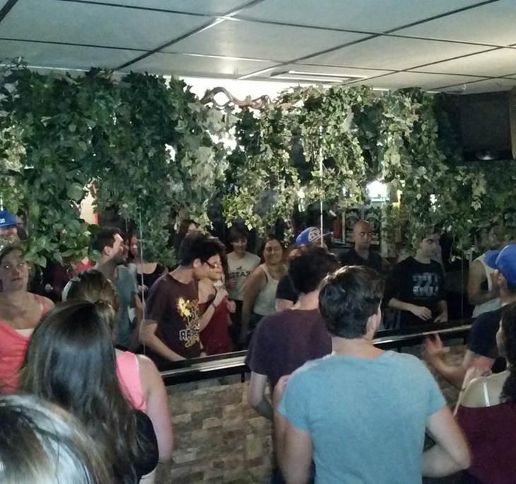 Clase y fiesta de Bachata, Salsa y Zumba GRATIS - pic4