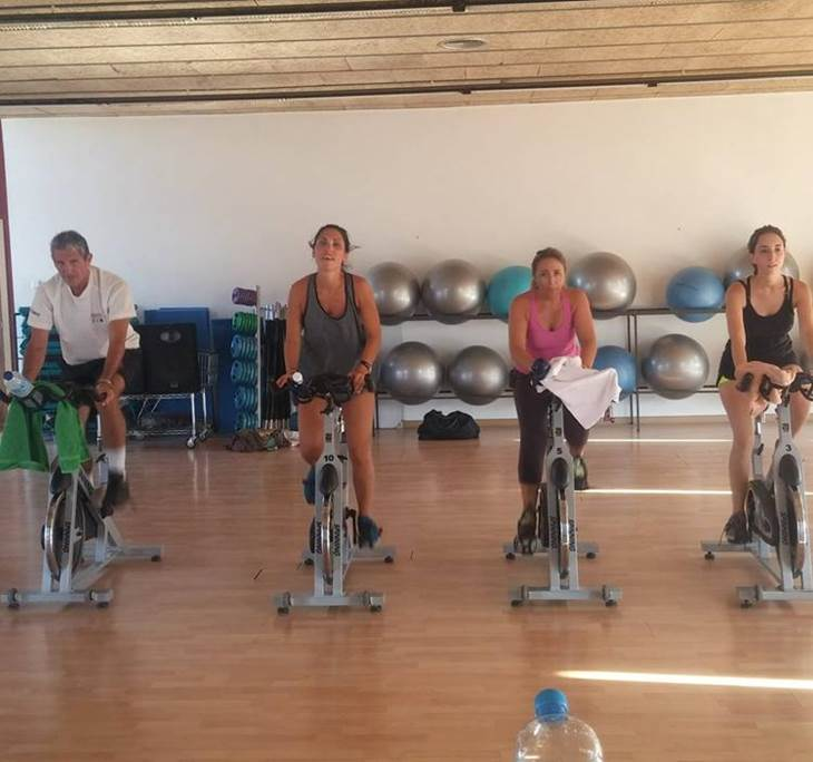 Clase de spinning uolala for Clases de spinning