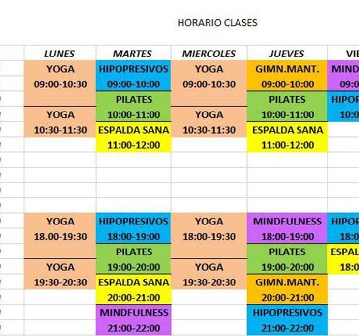 CLASE DE ESPALDA SANA 60 MINUTOS - pic0