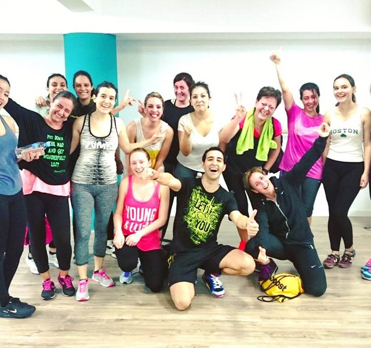 Clase de Zumba® Fitness - pic5