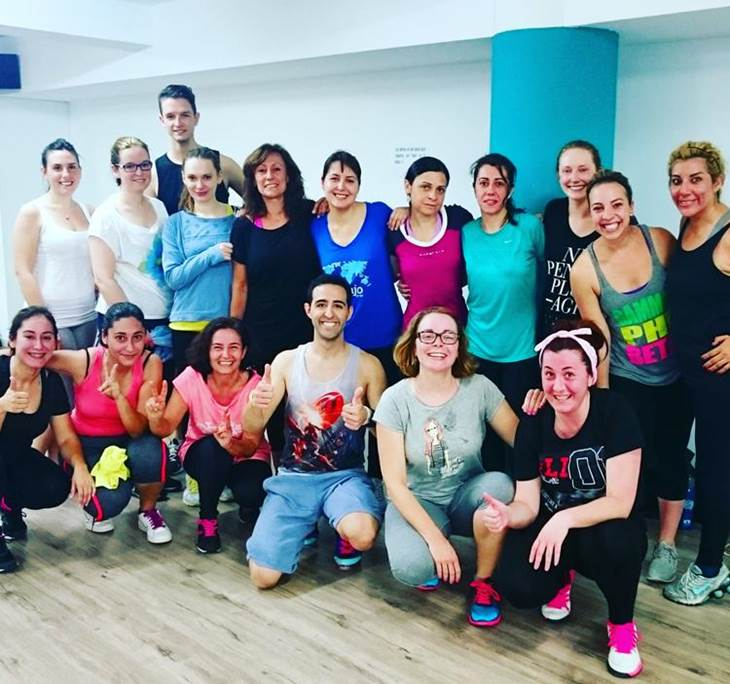 Clase de Zumba® Fitness - pic0