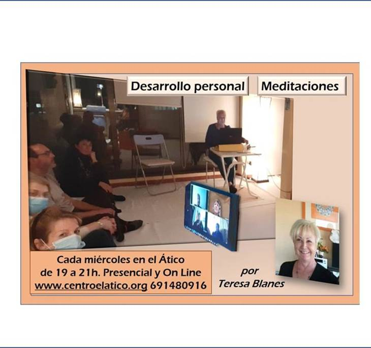 Meditación y Tarot - pic1