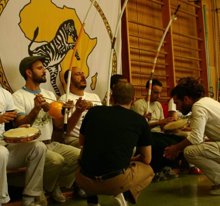 Clase y roda de Capoeira - pic0