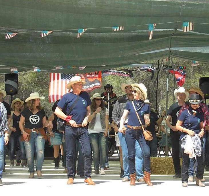 Clases de Baile Country en Valencia - pic1