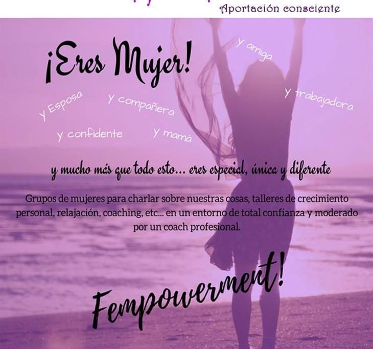 REUNIÓN DE MUJERES: FEMPOVERMENT - pic0
