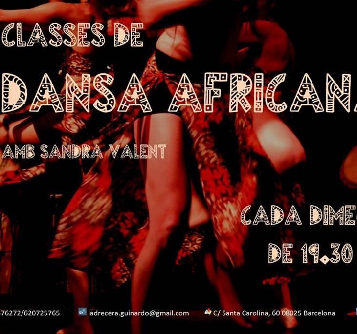 CLASSE DE PROVA DE DANSA AFRICANA - pic0