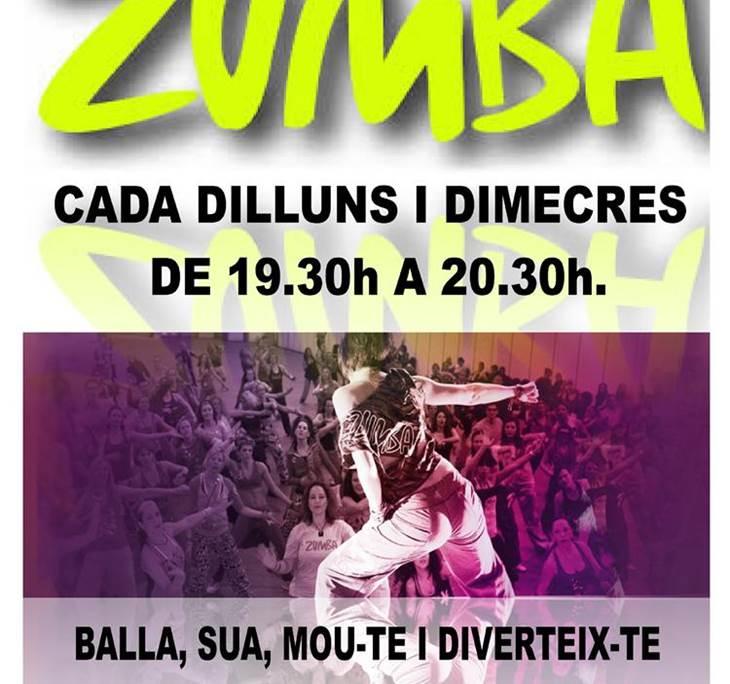 CLASSE DE ZUMBA - pic0