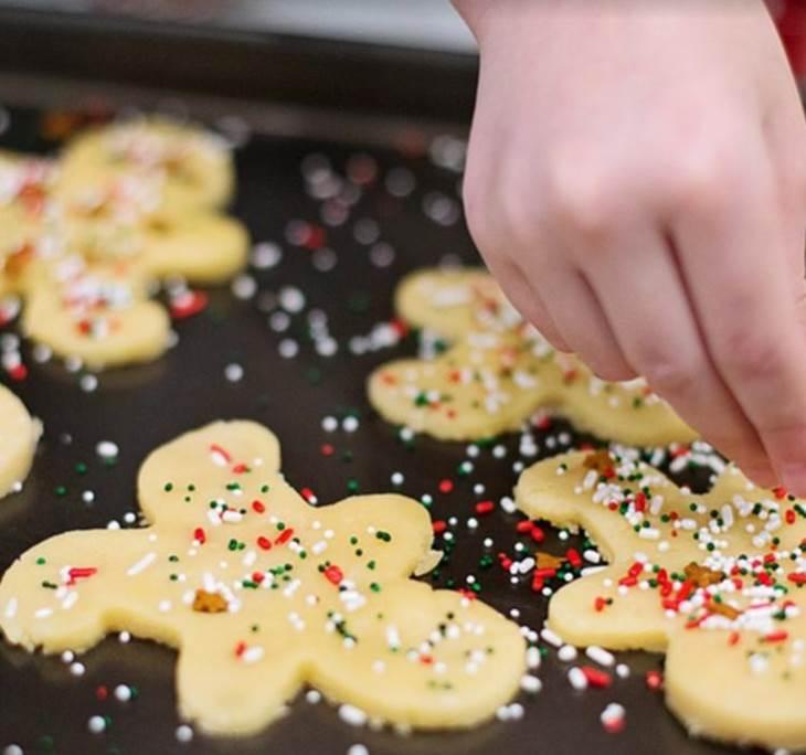 Masterclass cocina para ni os galletas decoradas de for Cocina navidad con ninos