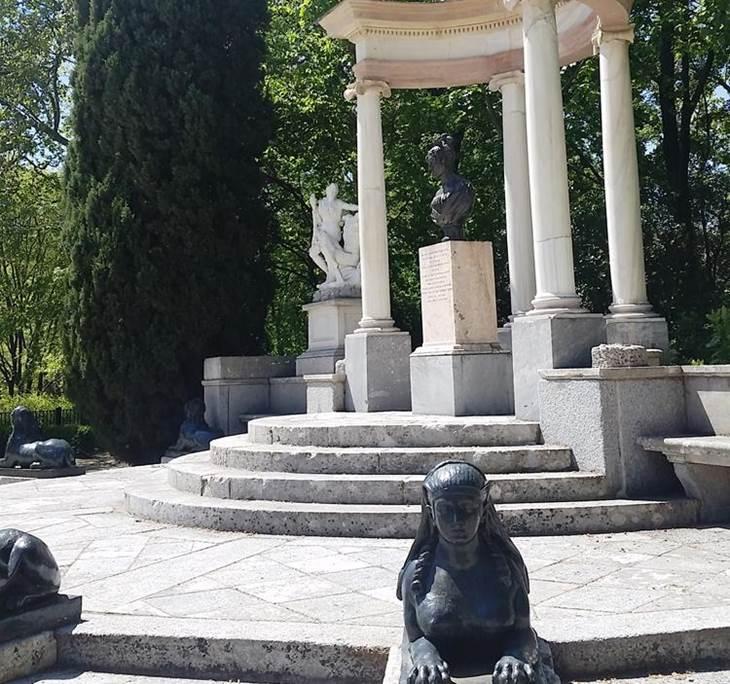 Visita guiada descubre el parque hist rico el capricho for Jardin historico el capricho paseo alameda de osuna 25