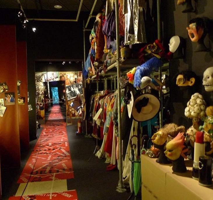 COMEDIANTS, exposición sobre la compañía de teatro - pic3