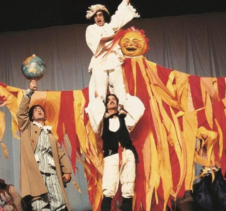 COMEDIANTS, exposición sobre la compañía de teatro - pic5