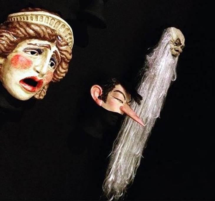 COMEDIANTS, exposición sobre la compañía de teatro - pic6