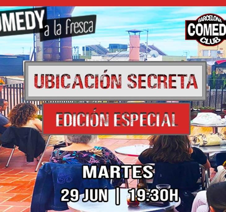 Comedy a la Fresca . Edición Especial - pic0