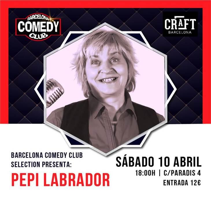 Comedy Selección - Monólogo de Pepi Labrador - pic0