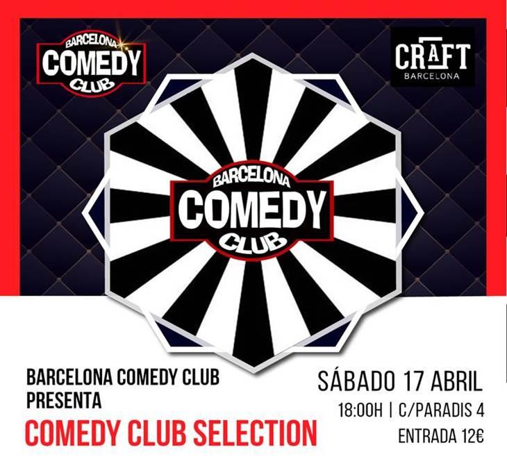Comedy Selección - Monólogos de humor - pic0
