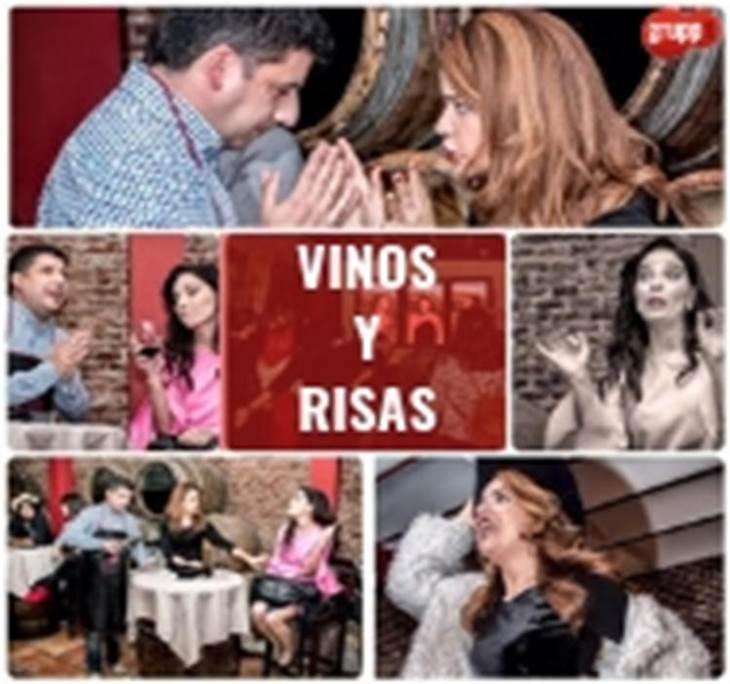 DIA DE VINOS Y RISAS.DEGUSTACIÓN DE VINOS Y TEATRO - pic0