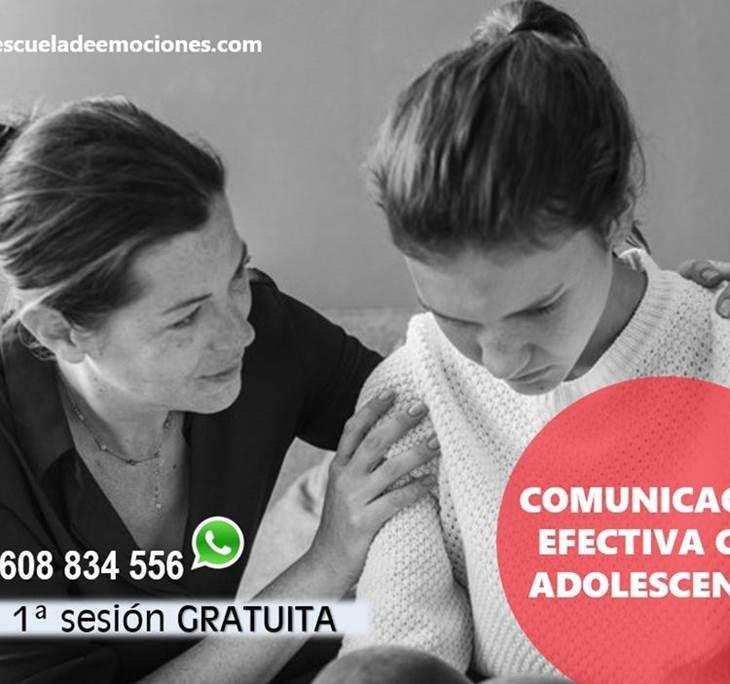 Comunicacion efectiva con adolescentes - cita prev - pic0