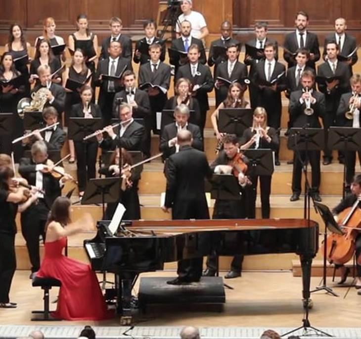 Concierto de música clásica barroca y soprano - pic0