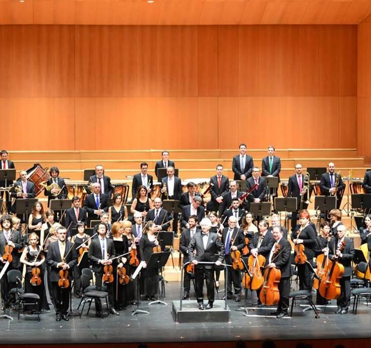 Música clásica y jazz por gran banda sinfónica - pic0