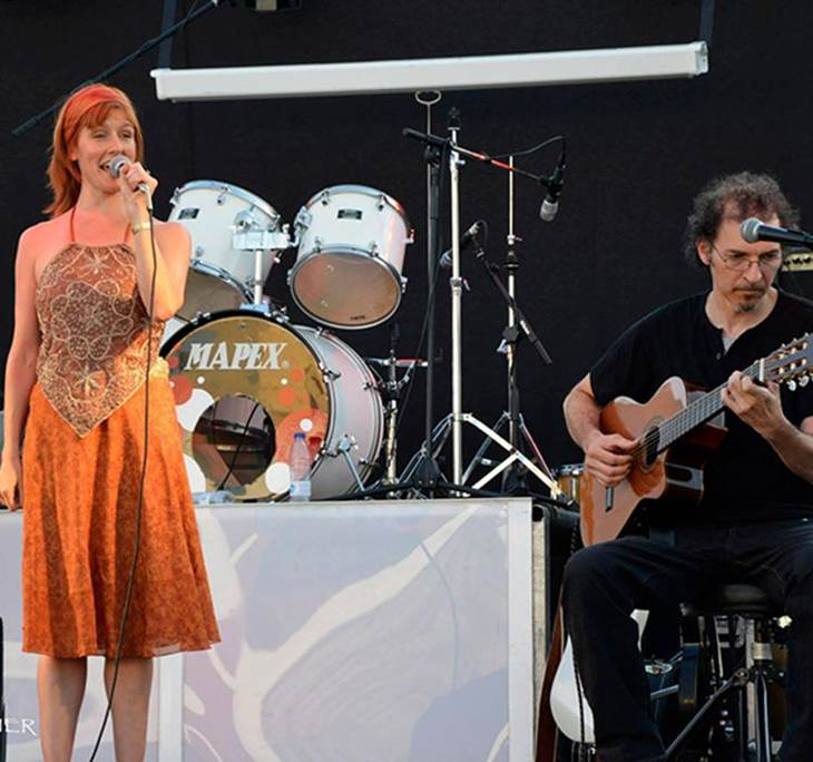 Concierto de tango, baladas, baladas y bossa nova - pic0