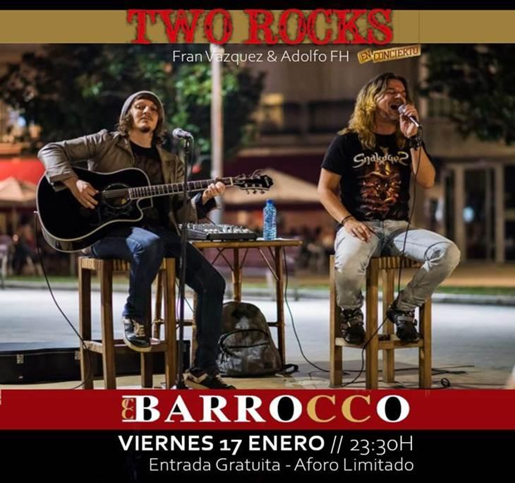 Concierto de Two Rocks en Vigo - pic0