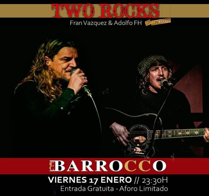 Concierto de Two Rocks en Vigo - pic1