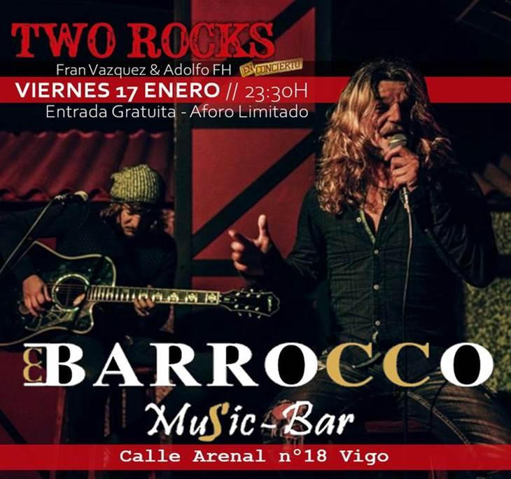 Concierto de Two Rocks en Vigo - pic3