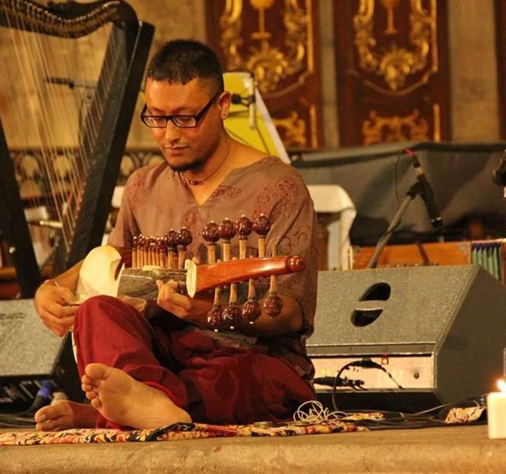 Concierto Meditativo - Manish Shrestha Vivartana - pic0