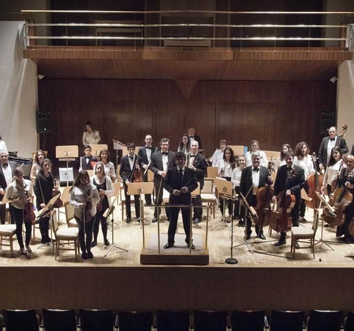 Concierto de orquesta de camara con Faure y Bizet. - pic0