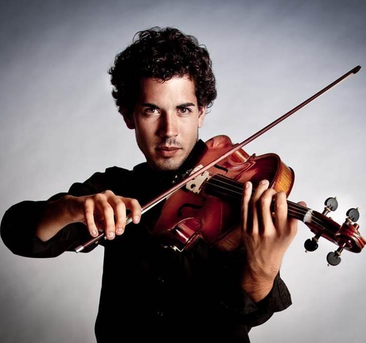 Recital música clásica de viola en gran auditorio - pic0