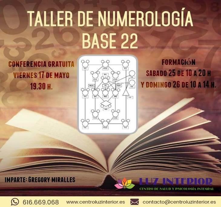 CONFERENCIA NUMEROLOGIA TERAPÉUTICA - pic0