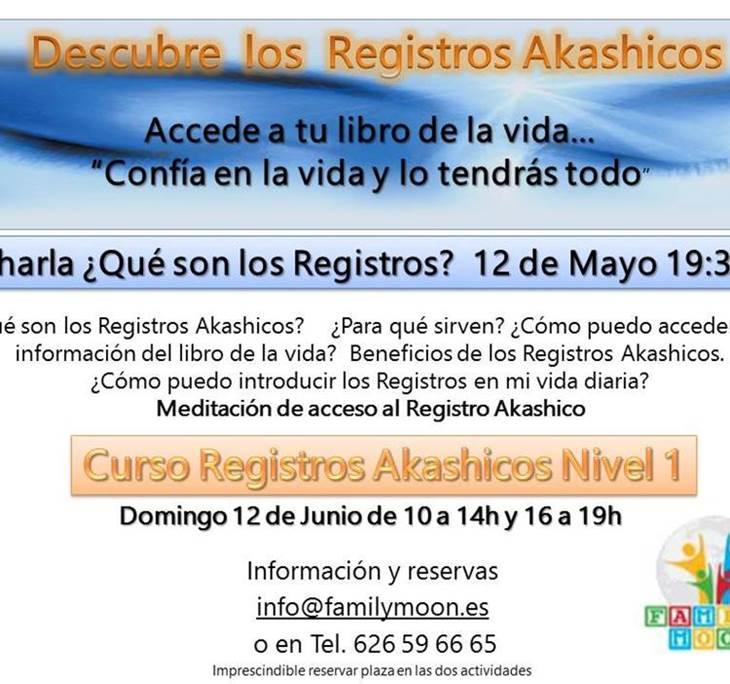 Conferencia Registros Akashicos - pic0