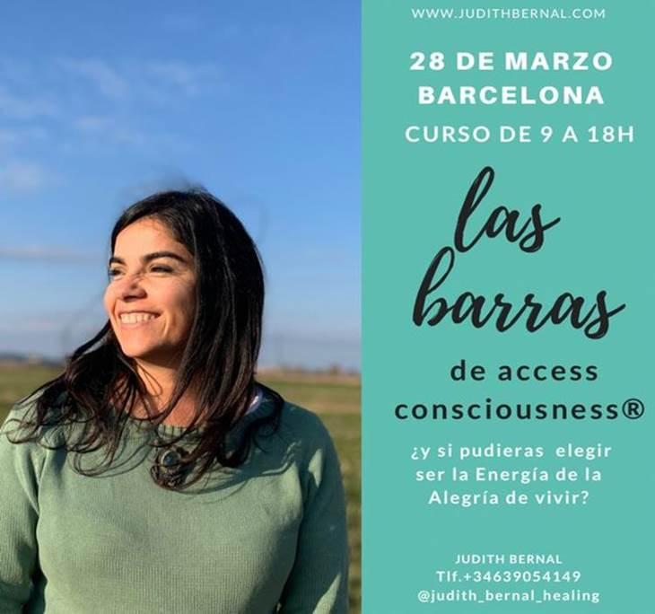 Curso de BARRAS  de Access Consciousness - pic0