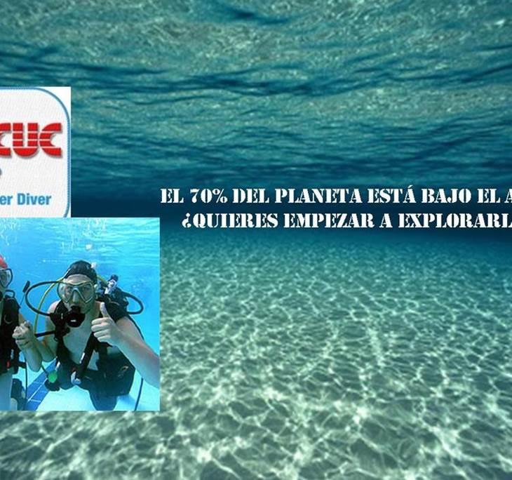 Curso de buceo Open Water Diver - pic0