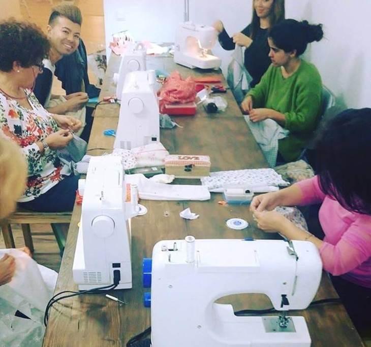 Curso de costura en Julio (tardes) - pic1