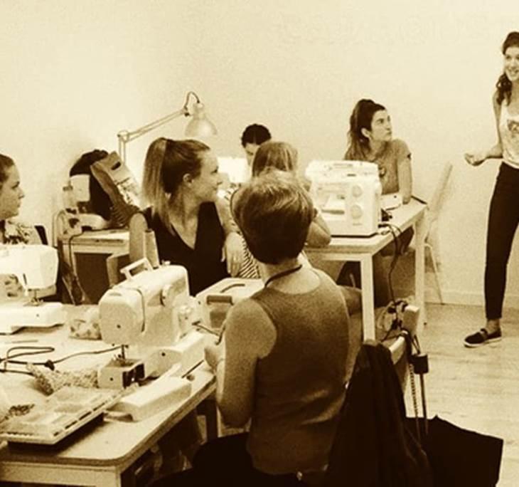 Curso de costura en Julio - Horario de tardes - pic0