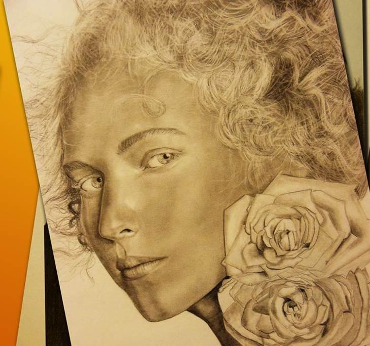 Charla sorprendente-Dibujo con  Hemisferio derecho - pic0