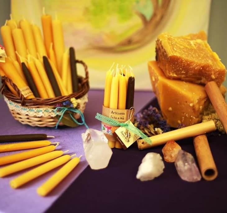 Curso para aprender a hacer velas de miel uolala - Velas de miel ...