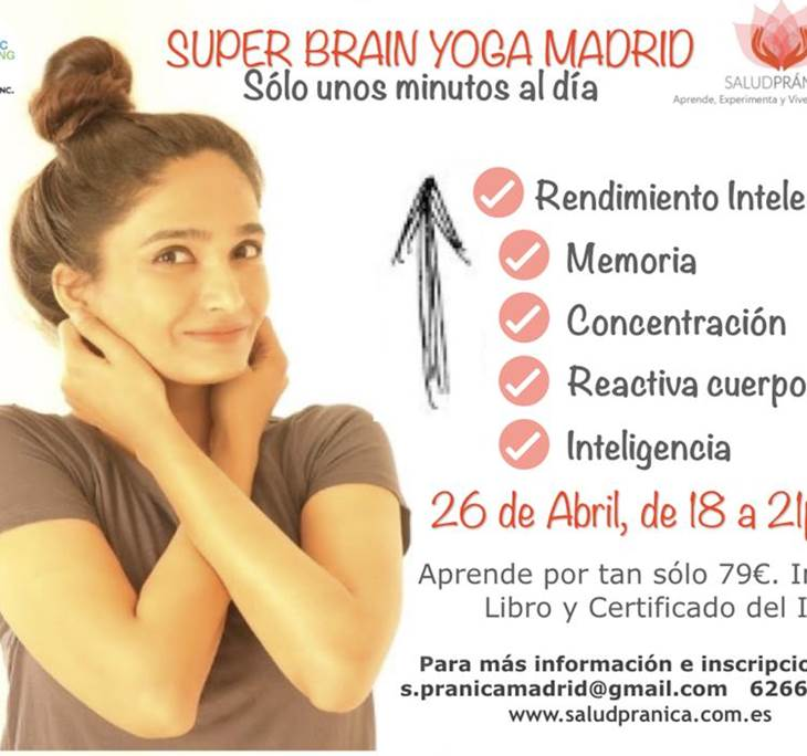 Curso Super Brain Yoga - pic0
