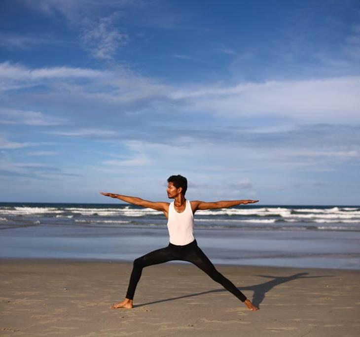 Curso Iniciación Yoga Integral Martes - Jueves 20h - pic2