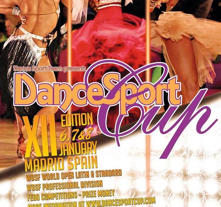 DanceSport Cup 2017 Baile Deportivo Internacional - pic0